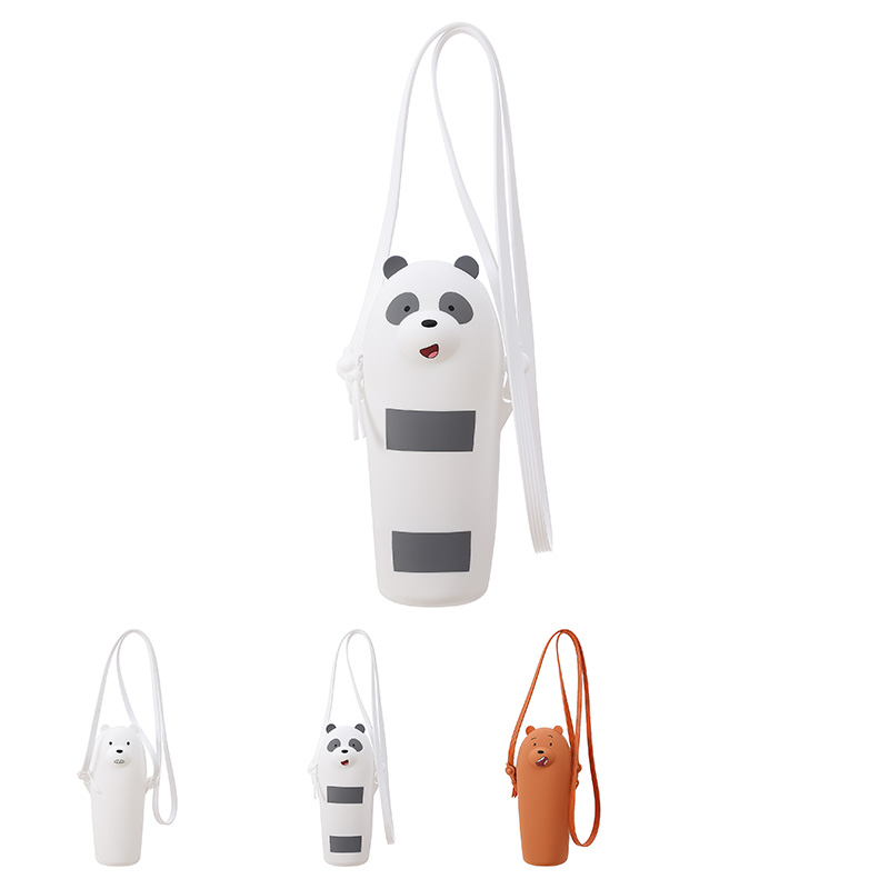 Crossbody We Bare Bears, erinev disain